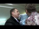 Видеосъёмка выписки из роддома Военно-Медицинской Академии, заказ на сайте на сайте http://www.mol4anova.ru/video.php.